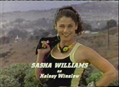 Sasha williams power rangers
